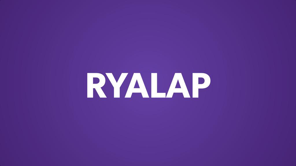 RYALAP