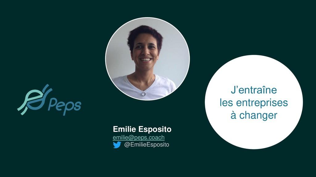 Emilie Esposito emilie@peps.coach @EmilieEsposi...