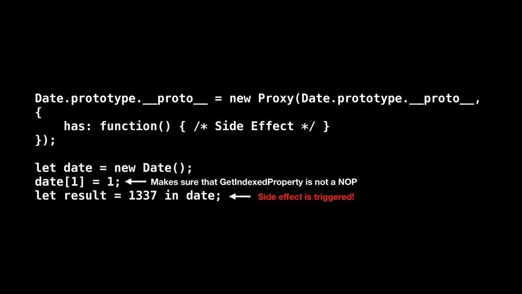 Date.prototype.__proto__ = new Proxy(Date.proto...
