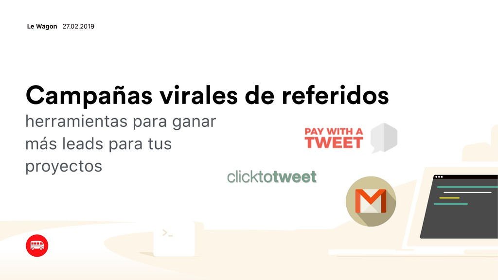 Campañas virales de referidos herramientas para...