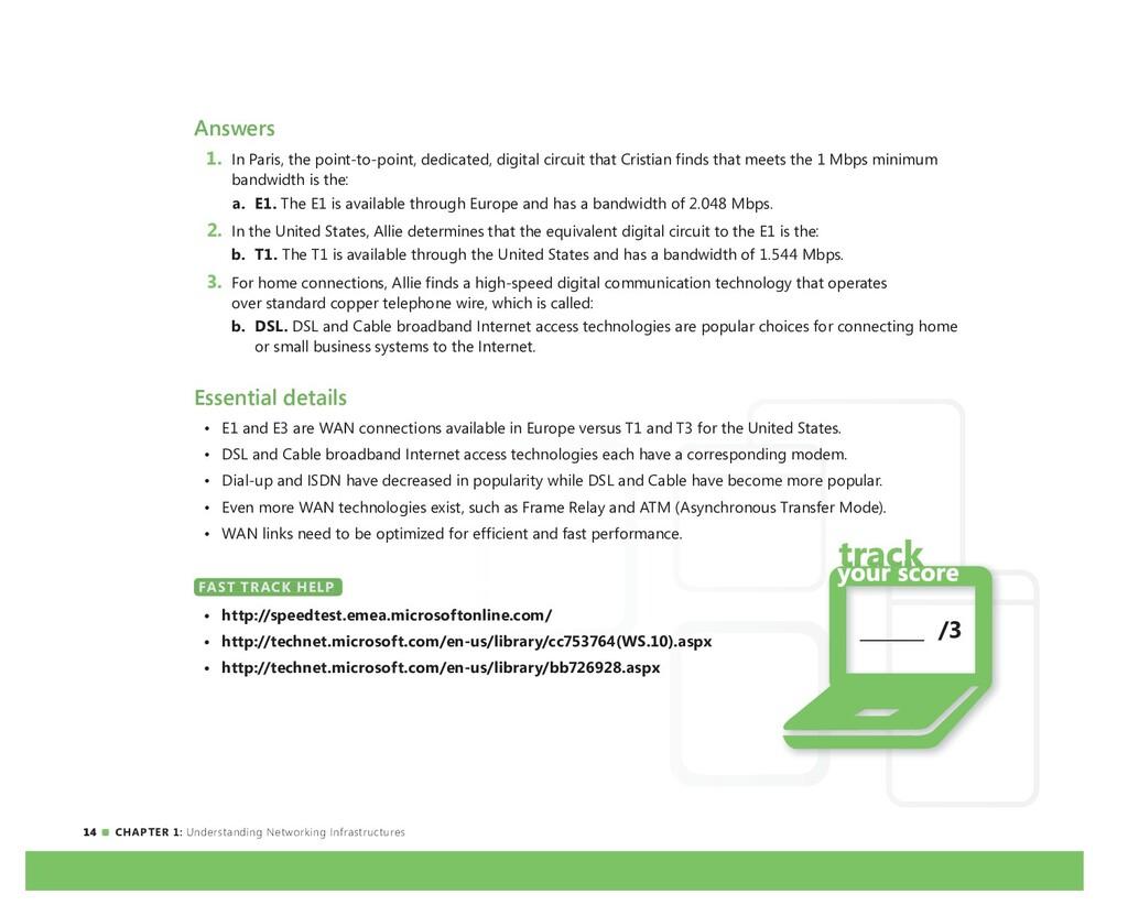 14 CHAPTER 1: Understanding Networking Infrastr...