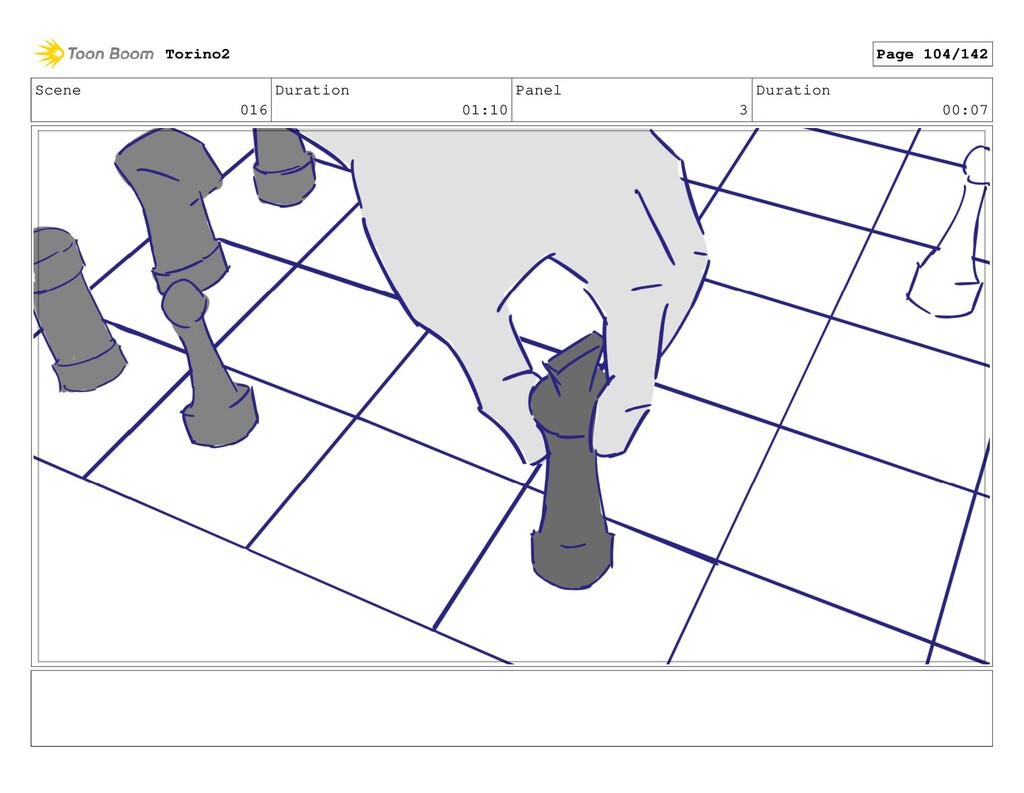 Scene 016 Duration 01:10 Panel 3 Duration 00:07...