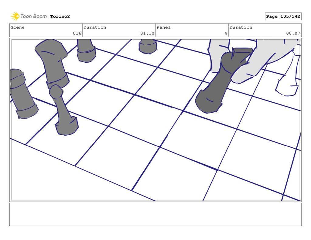 Scene 016 Duration 01:10 Panel 4 Duration 00:07...