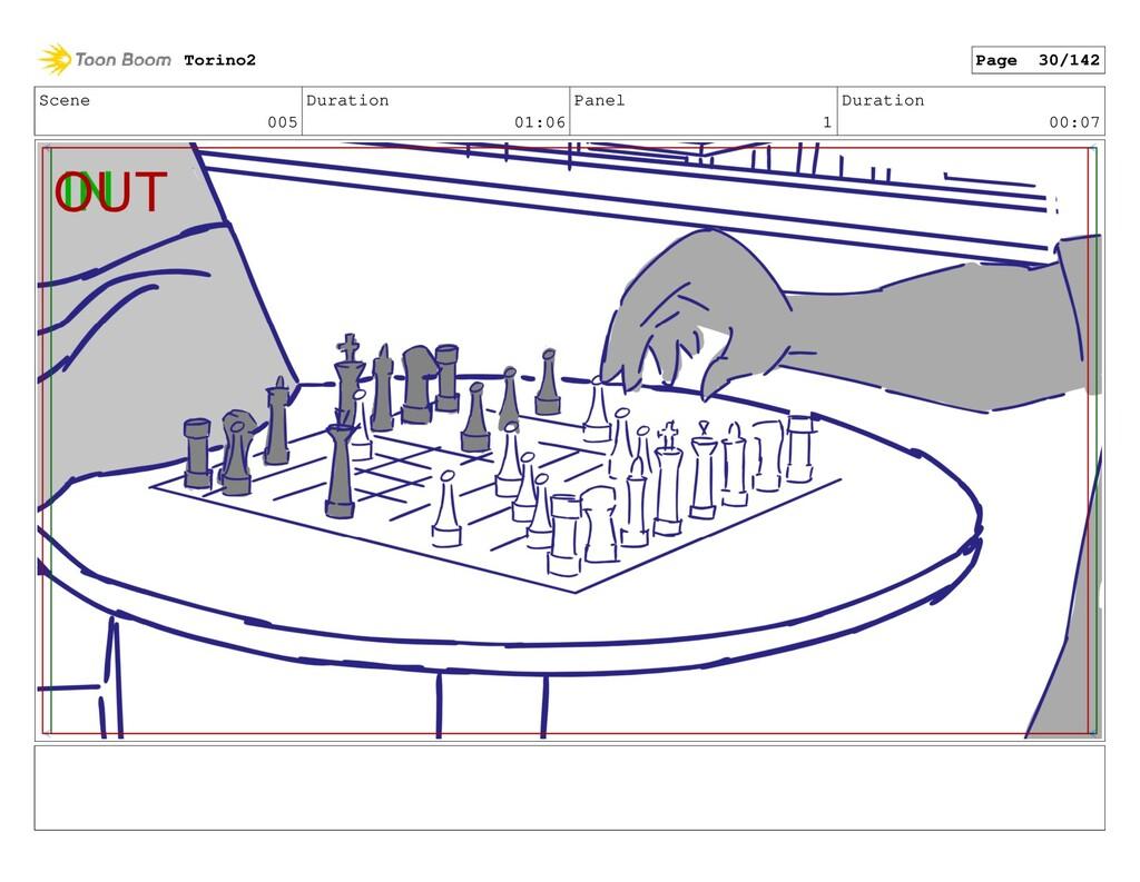 Scene 005 Duration 01:06 Panel 1 Duration 00:07...