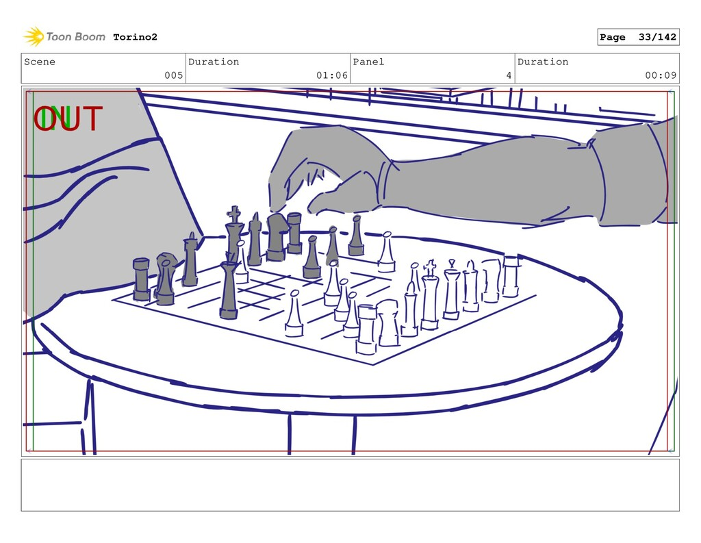 Scene 005 Duration 01:06 Panel 4 Duration 00:09...