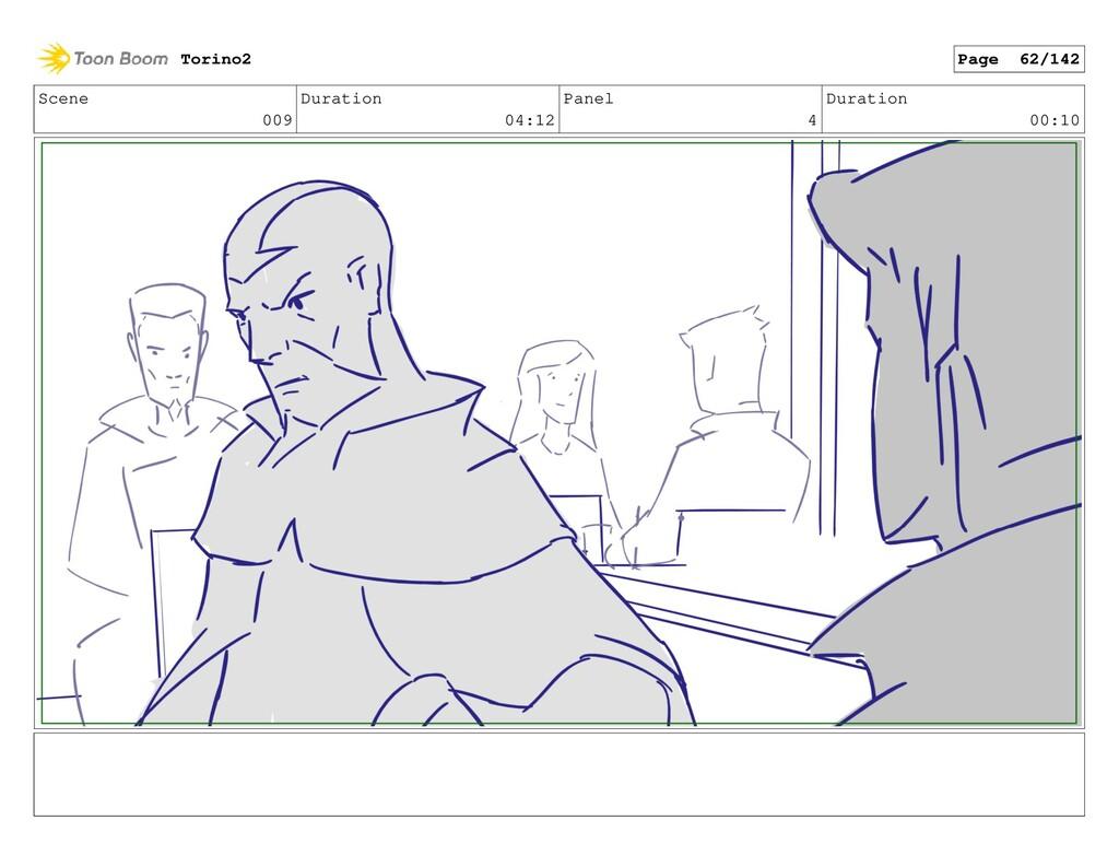 Scene 009 Duration 04:12 Panel 4 Duration 00:10...