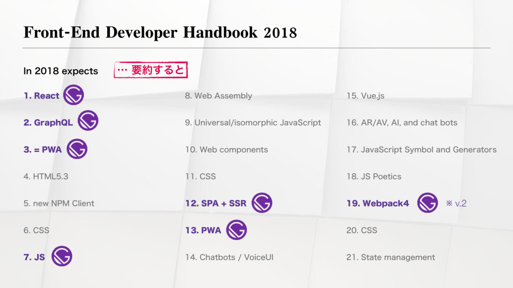 Front-End Developer Handbook 2018 3FBDU ...