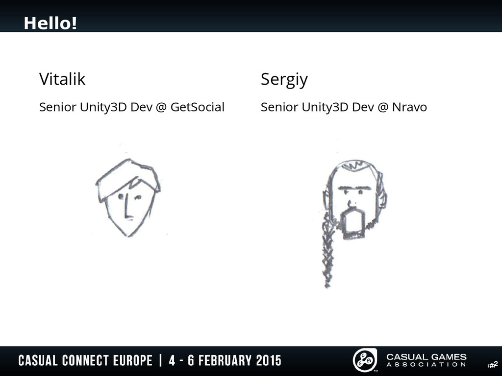 ‹#› Hello! Vitalik Senior Unity3D Dev @ GetSoci...