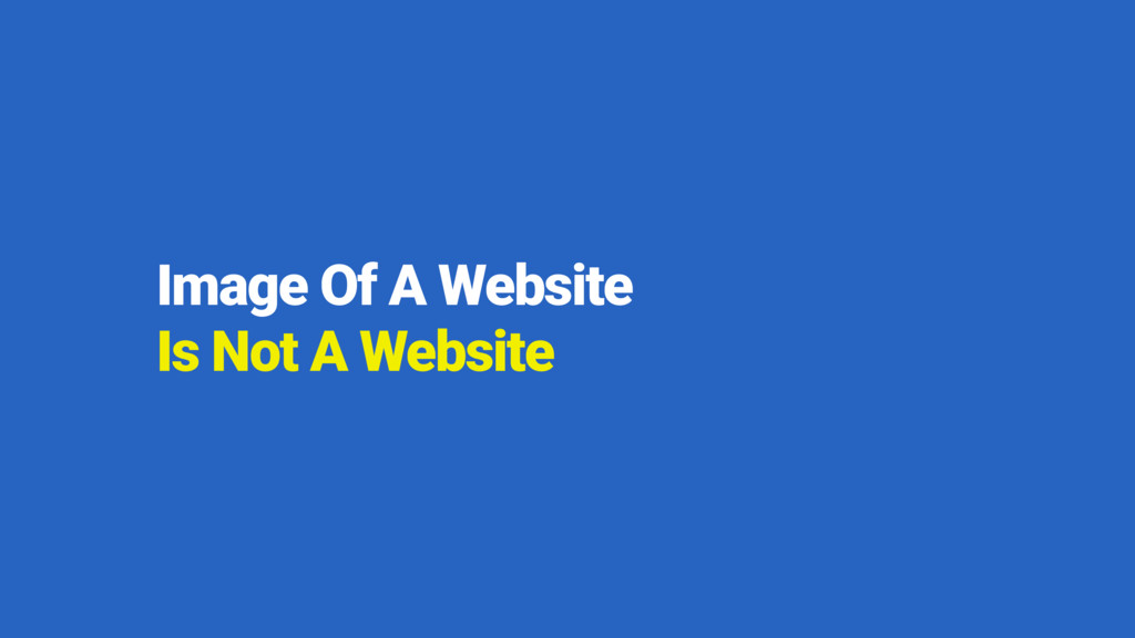 Image Of A Website 