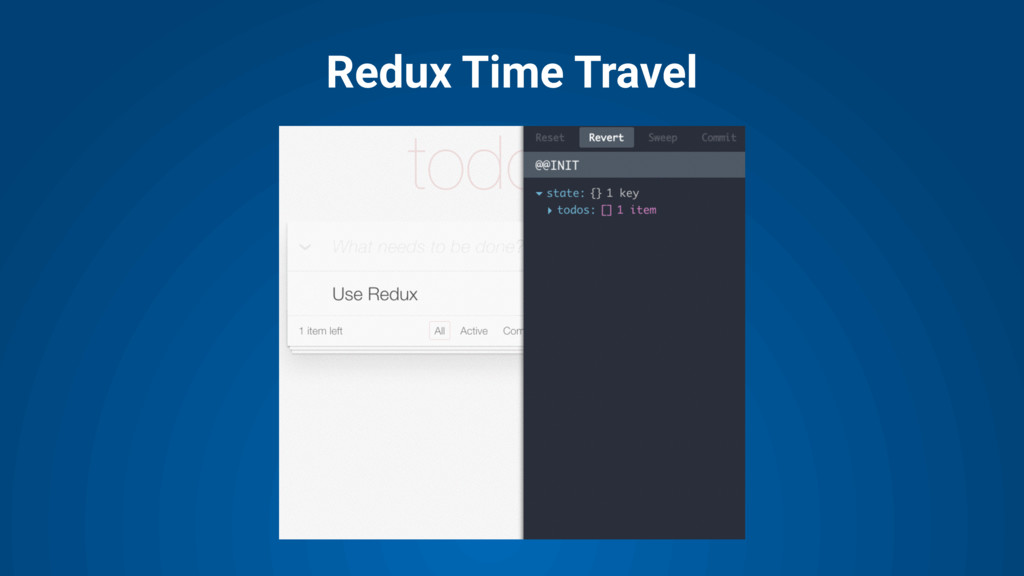 Redux Time Travel