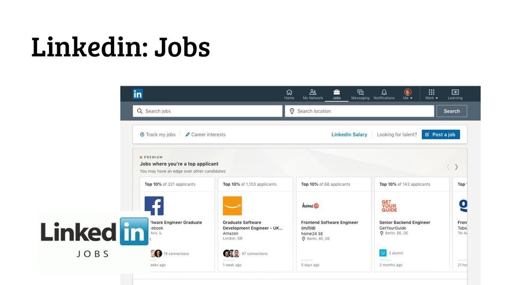 #futuroFDI @jgferreiro Linkedin: Jobs