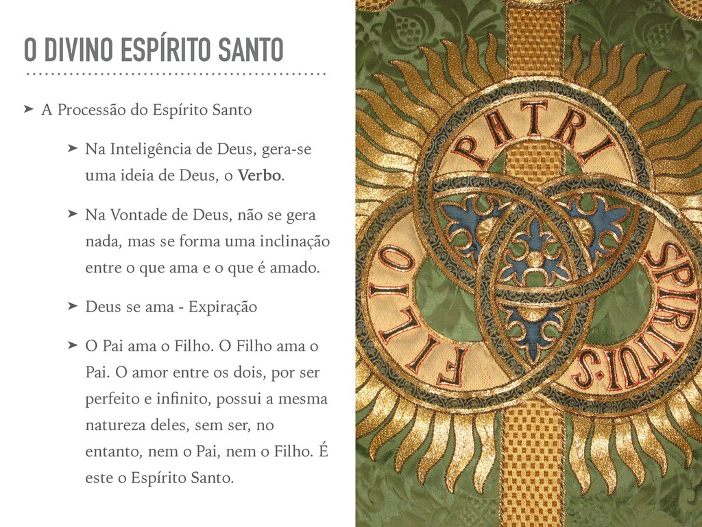 O DIVINO ESPÍRITO SANTO ➤ A Processão do Espíri...