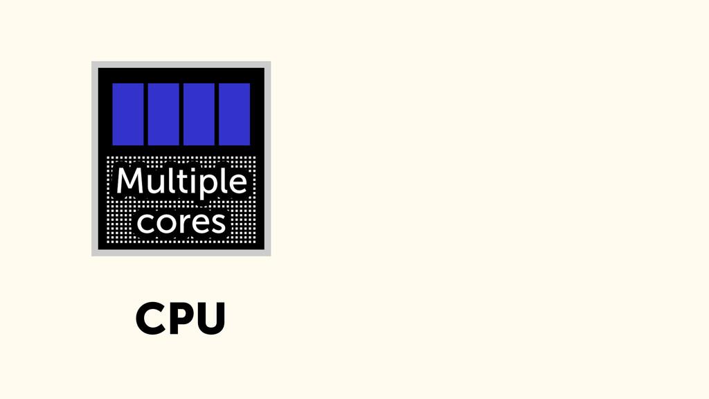 CPU GPU