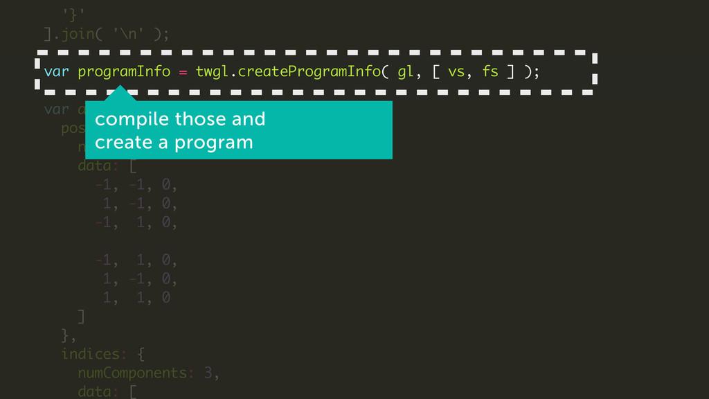 ! '}' ].join( '\n' ); ! var programInfo = twgl....