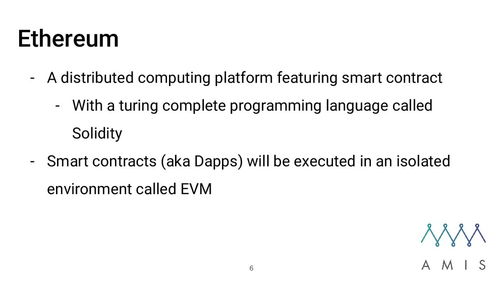 Ethereum - A distributed computing platform fea...