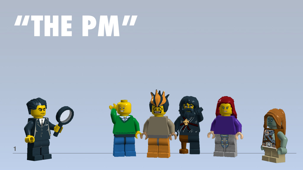 """""""THE PM"""" 1"""