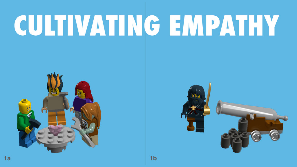 CULTIVATING EMPATHY 1a 1b