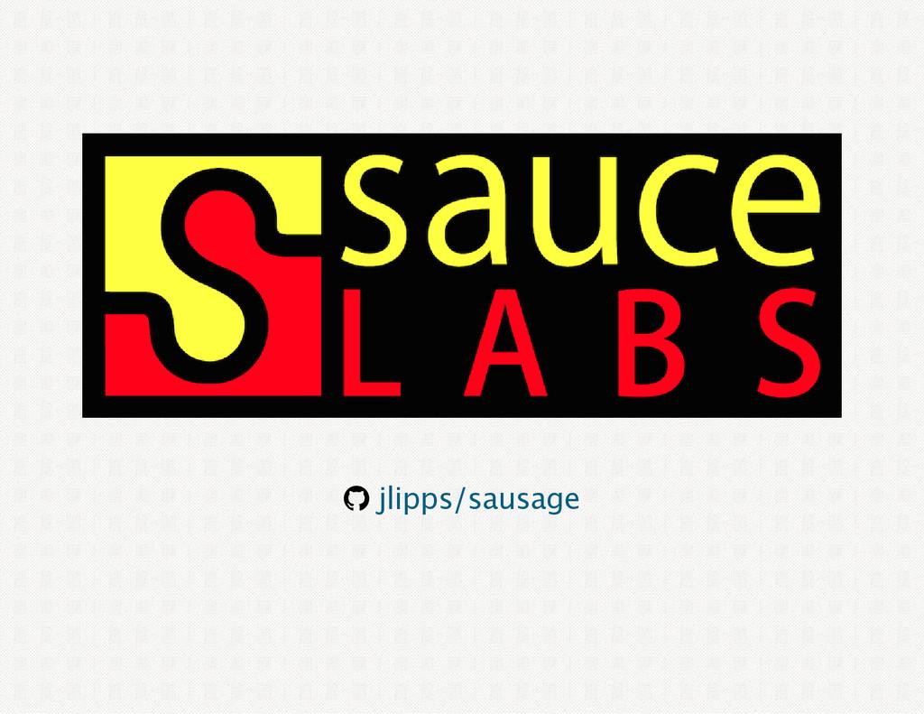 ® jlipps/sausage