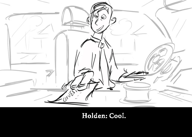 Holden: Cool.