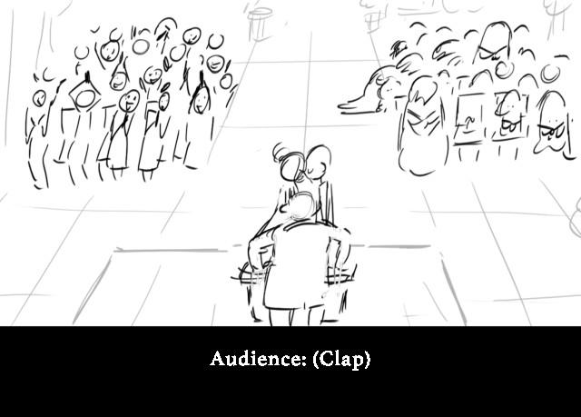 Audience: (Clap)