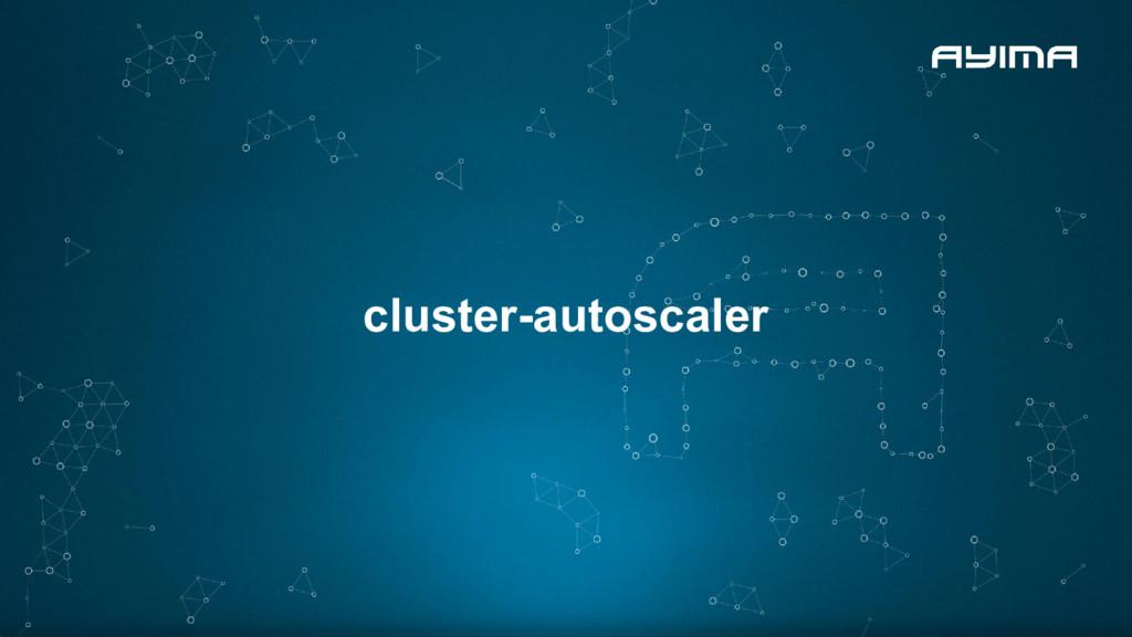 cluster-autoscaler