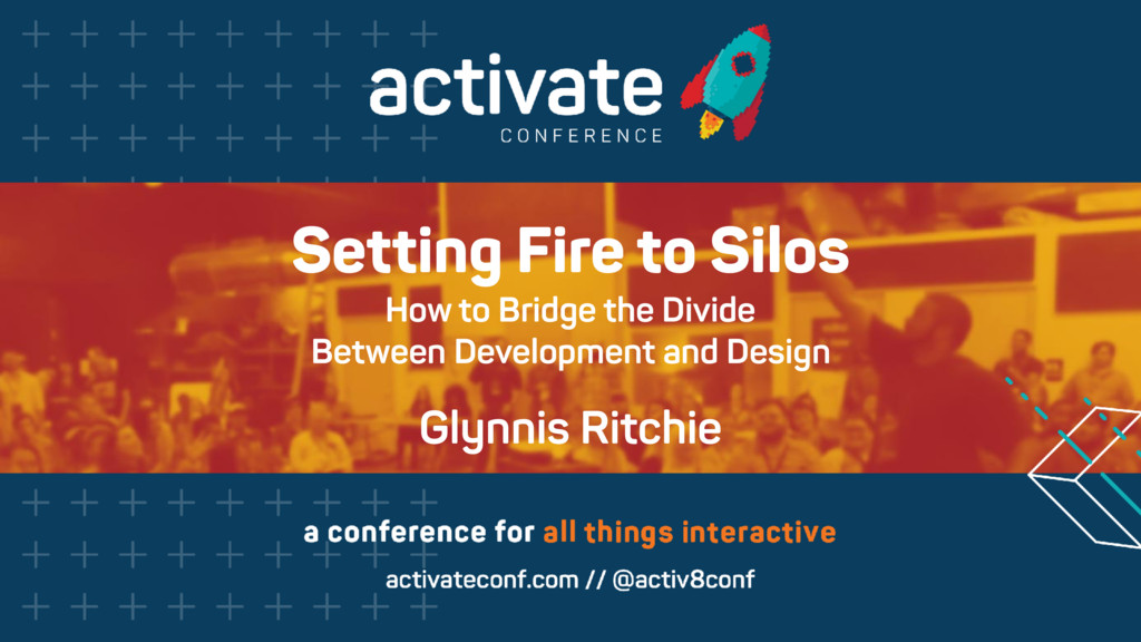 Setting Fire to Silos How to Bridge the Divide ...