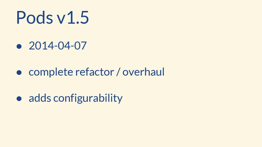 ● 2014-04-07 ● complete refactor / overhaul ● a...
