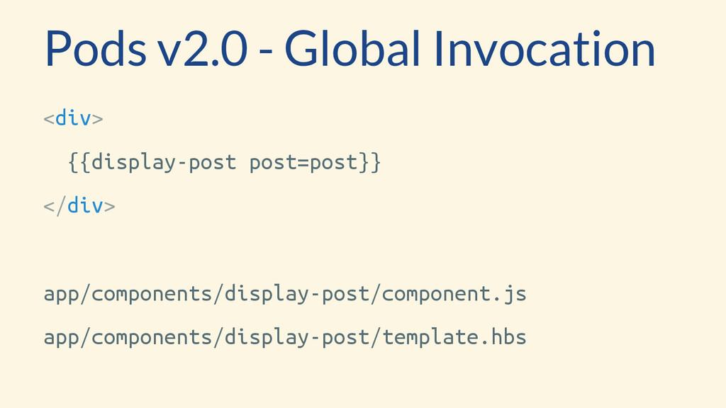 <div> {{display-post post=post}} </div> app/com...