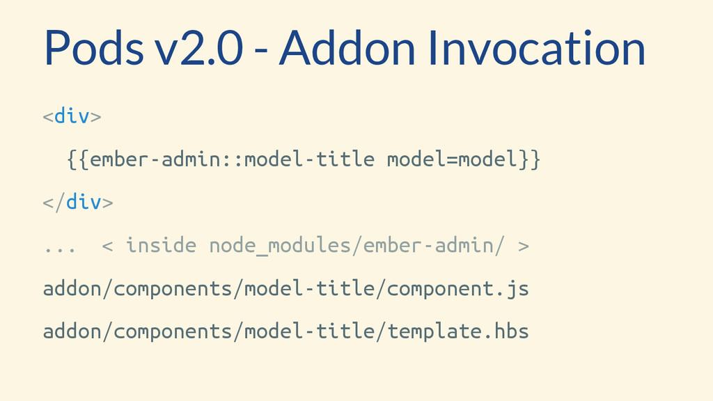 <div> {{ember-admin::model-title model=model}} ...