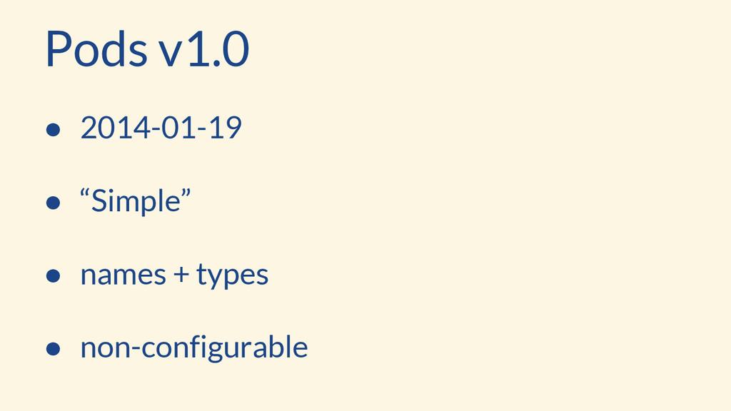 "● 2014-01-19 ● ""Simple"" ● names + types ● non-c..."