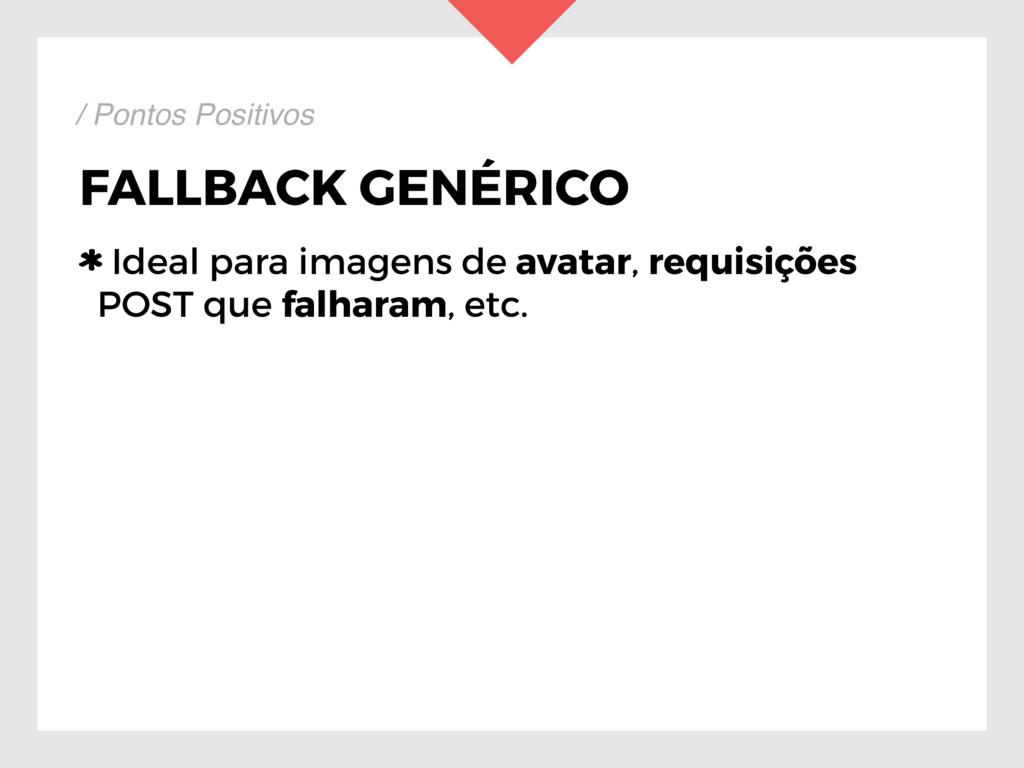FALLBACK GENÉRICO Ideal para imagens de avatar,...