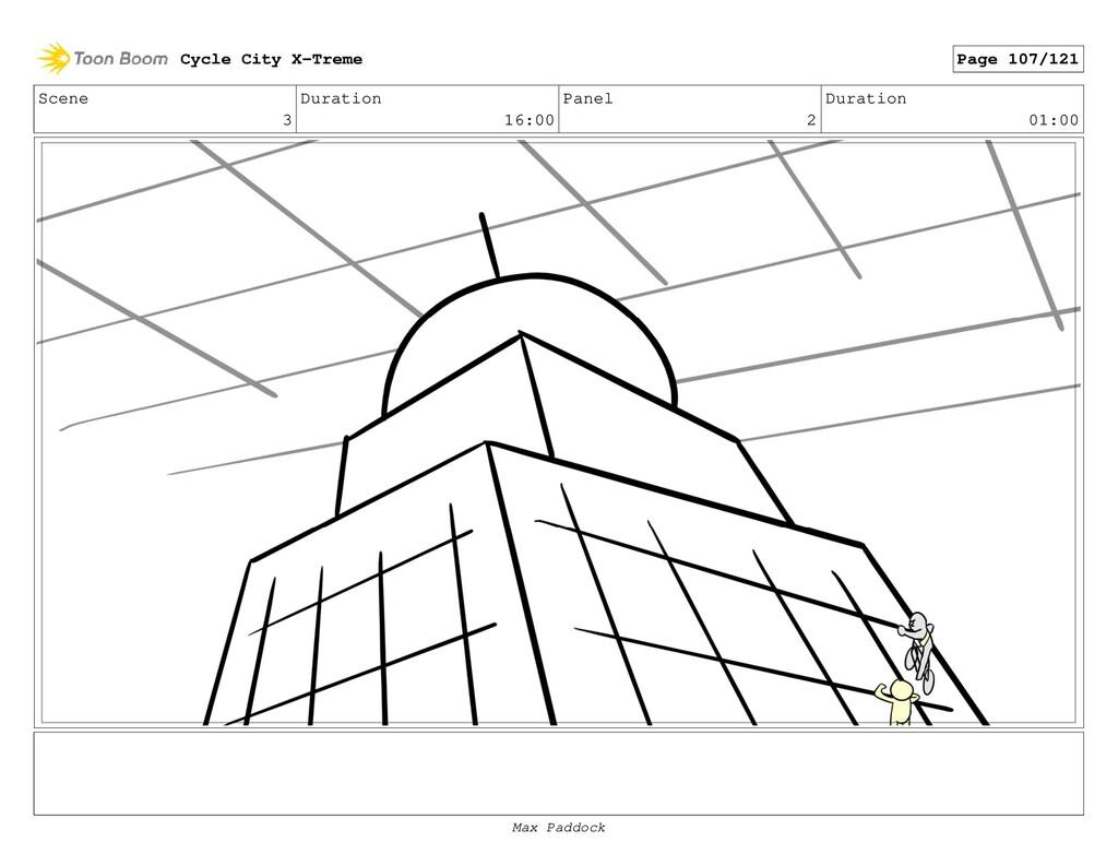 Scene 3 Duration 16:00 Panel 2 Duration 01:00 C...