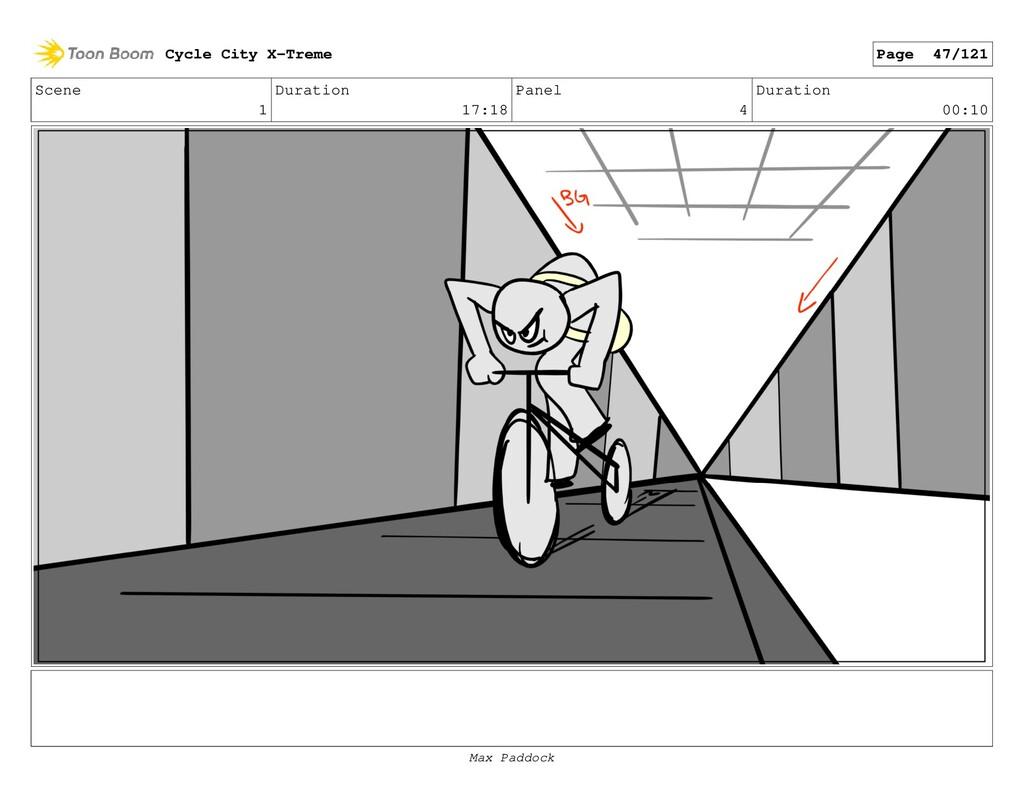 Scene 1 Duration 17:18 Panel 4 Duration 00:10 C...