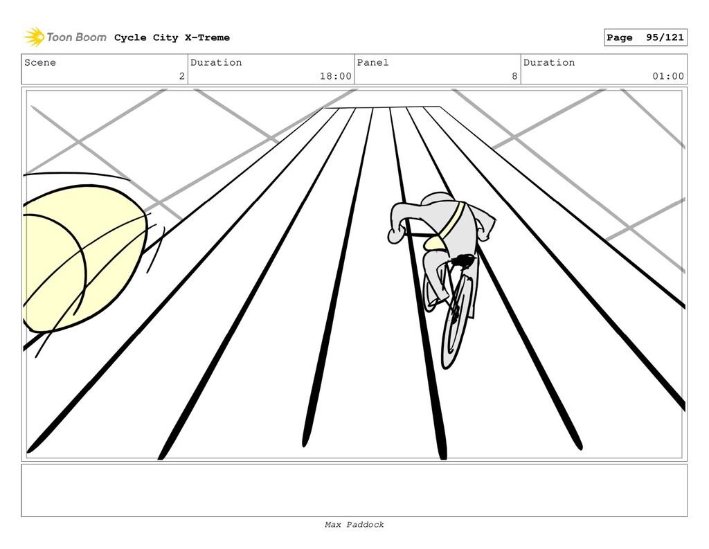 Scene 2 Duration 18:00 Panel 8 Duration 01:00 C...