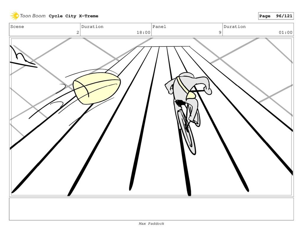 Scene 2 Duration 18:00 Panel 9 Duration 01:00 C...