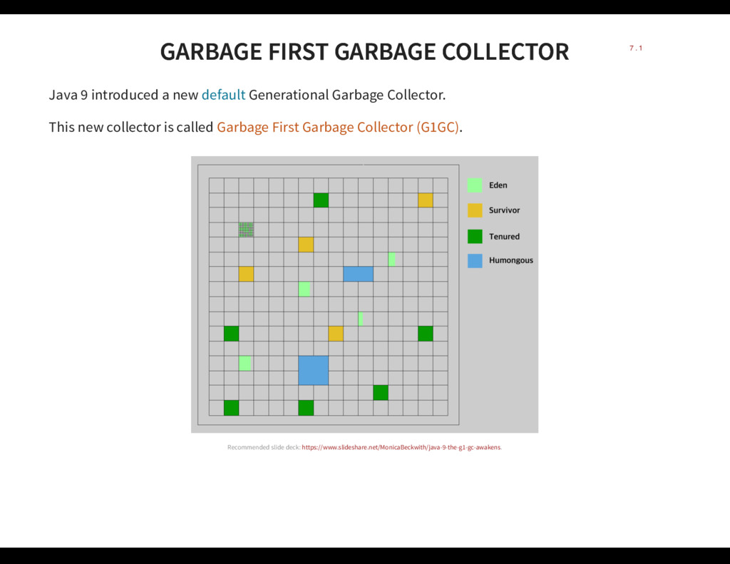 GARBAGE FIRST GARBAGE COLLECTOR GARBAGE FIRST G...