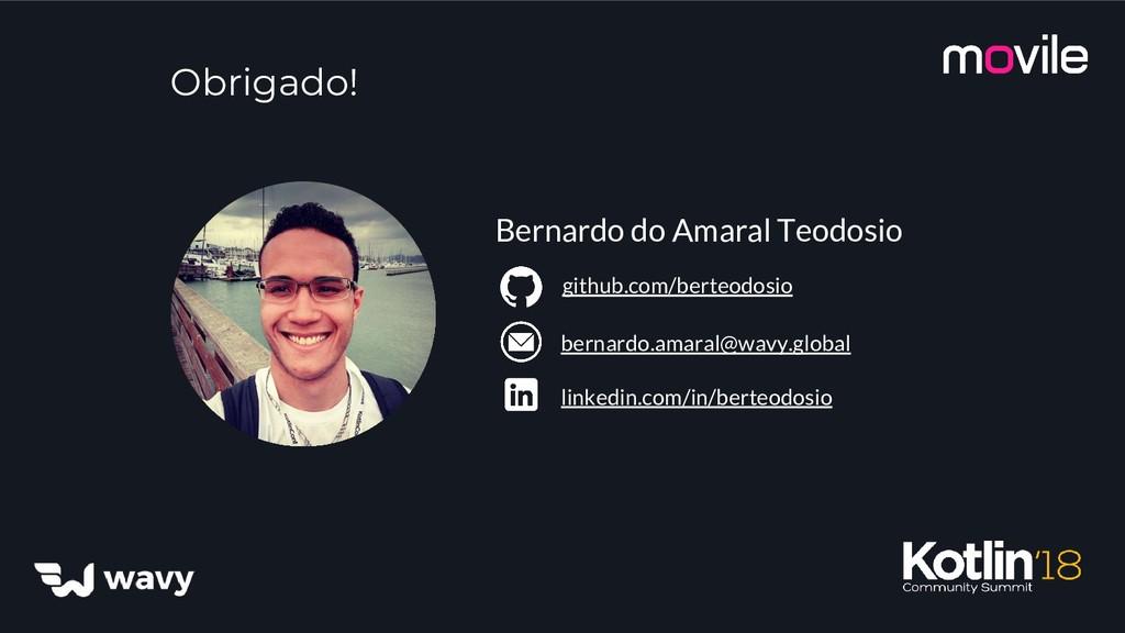 github.com/berteodosio Bernardo do Amaral Teodo...