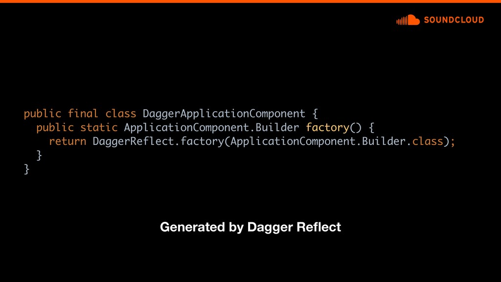 public final class DaggerApplicationComponent {...