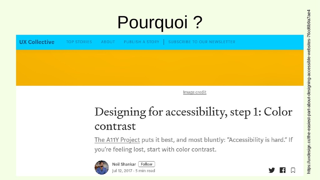 Pourquoi ? https://uxdesign.cc/the-easiest-part...