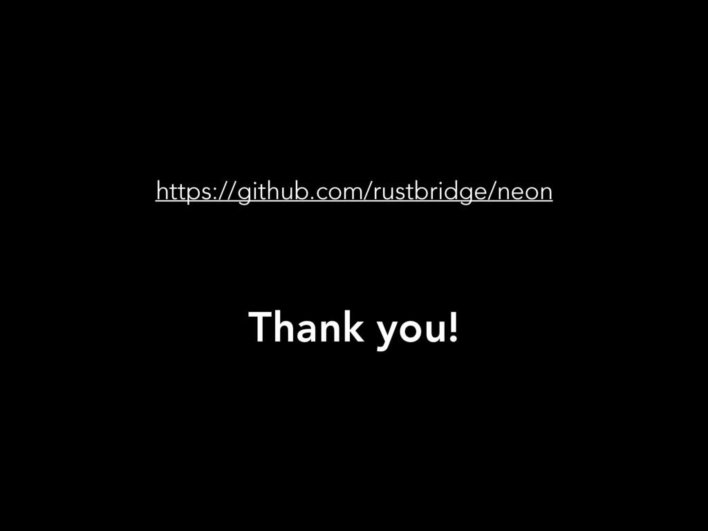 https://github.com/rustbridge/neon Thank you!