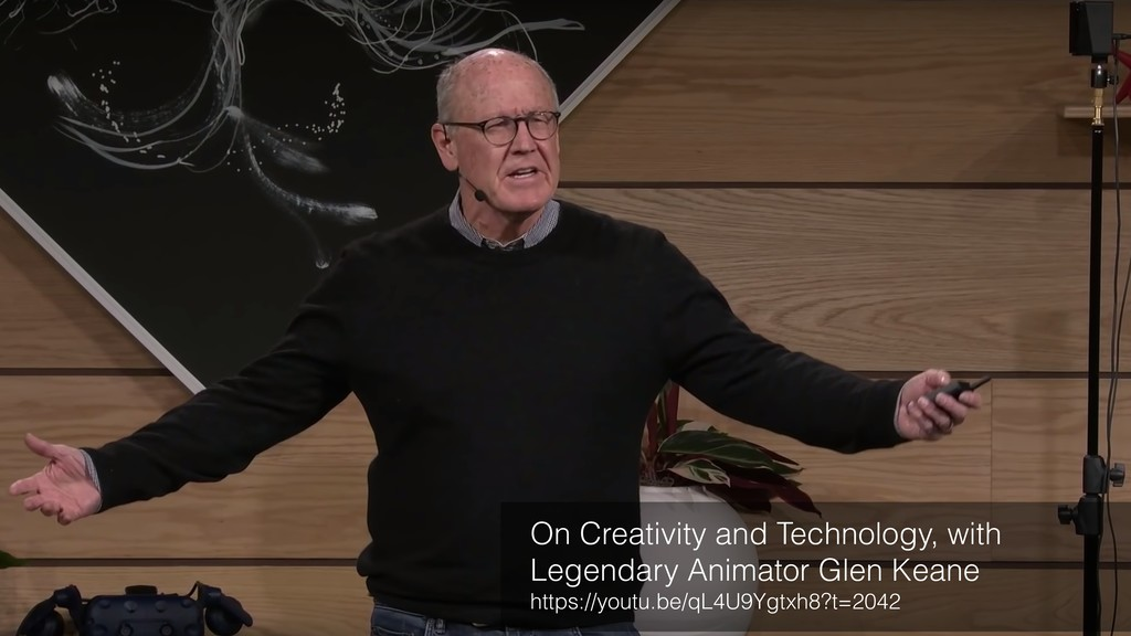 On Creativity and Technology, with Legendary An...
