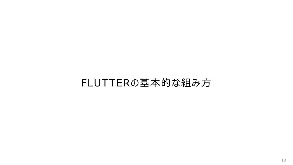 FLUTTERの基本的な組み方 13
