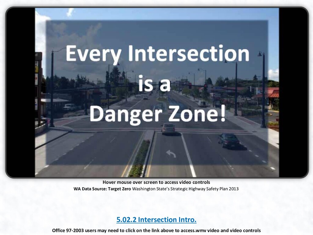 5.02.2 Intersection Intro. Hover mouse over scr...