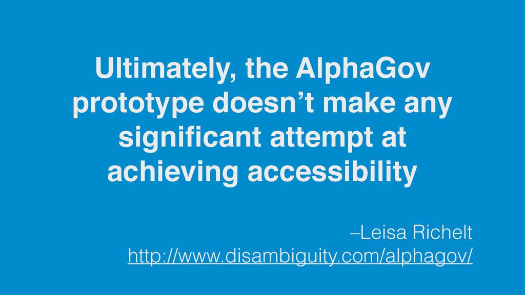 –Leisa Richelt http://www.disambiguity.com/alph...