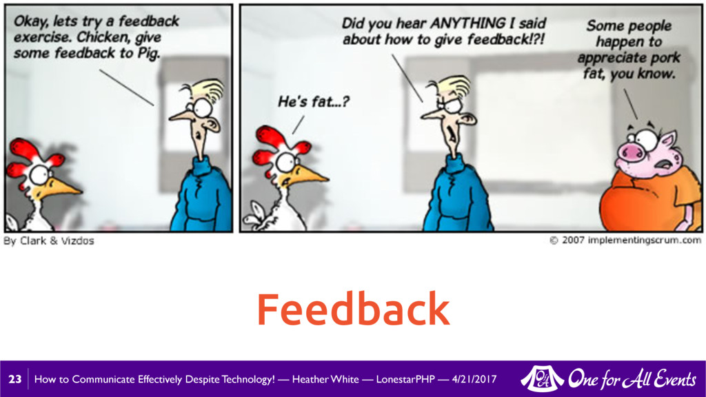 How to Communicate Effectively Despite Technolo...
