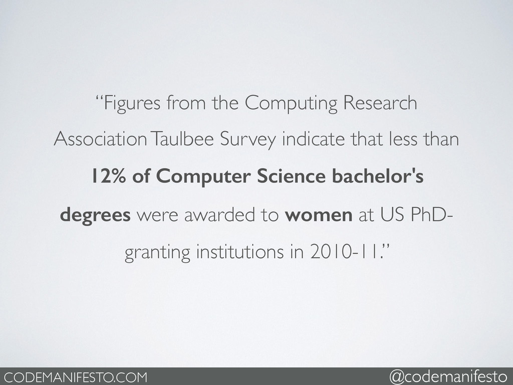 """""""Figures from the Computing Research Associatio..."""
