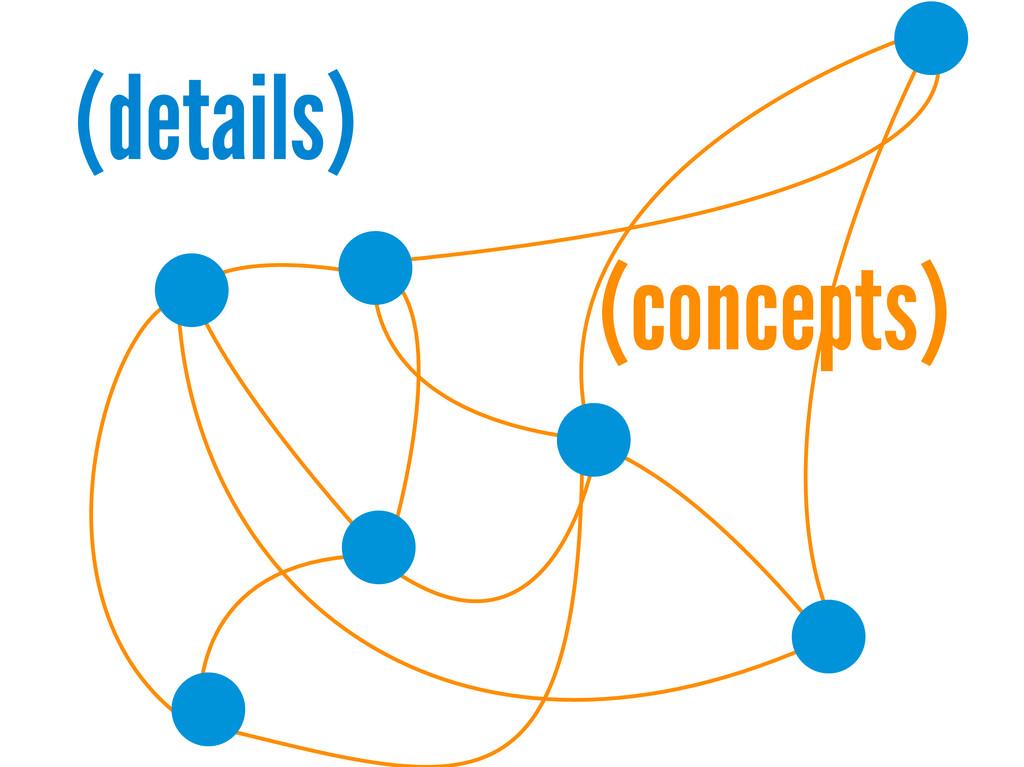 (details) (concepts)