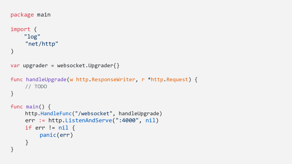 "package main import ( ""log"" ""net/http"" ) var up..."