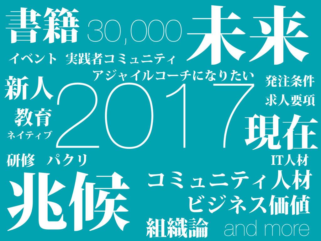 ݱࡏ 2017 ະདྷ ஹީ ॻ੶ 30,000 Πϕϯτ ࣮ફऀίϛϡχςΟ ΞδϟΠϧίʔν...