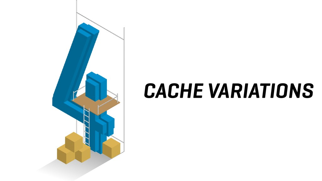 CACHE VARIATIONS